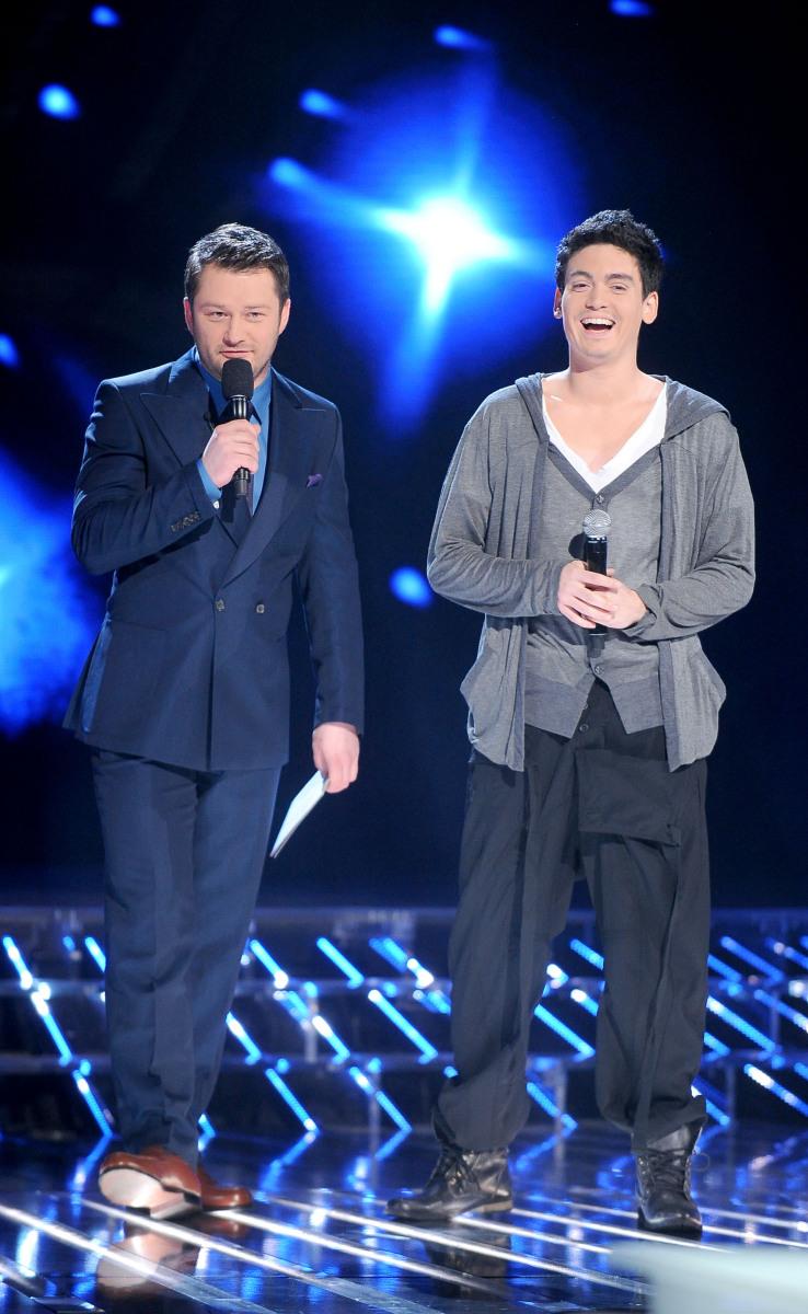 Mats E. Meguenni i Jarosław Kuźniar w pierwszym programie na żywo